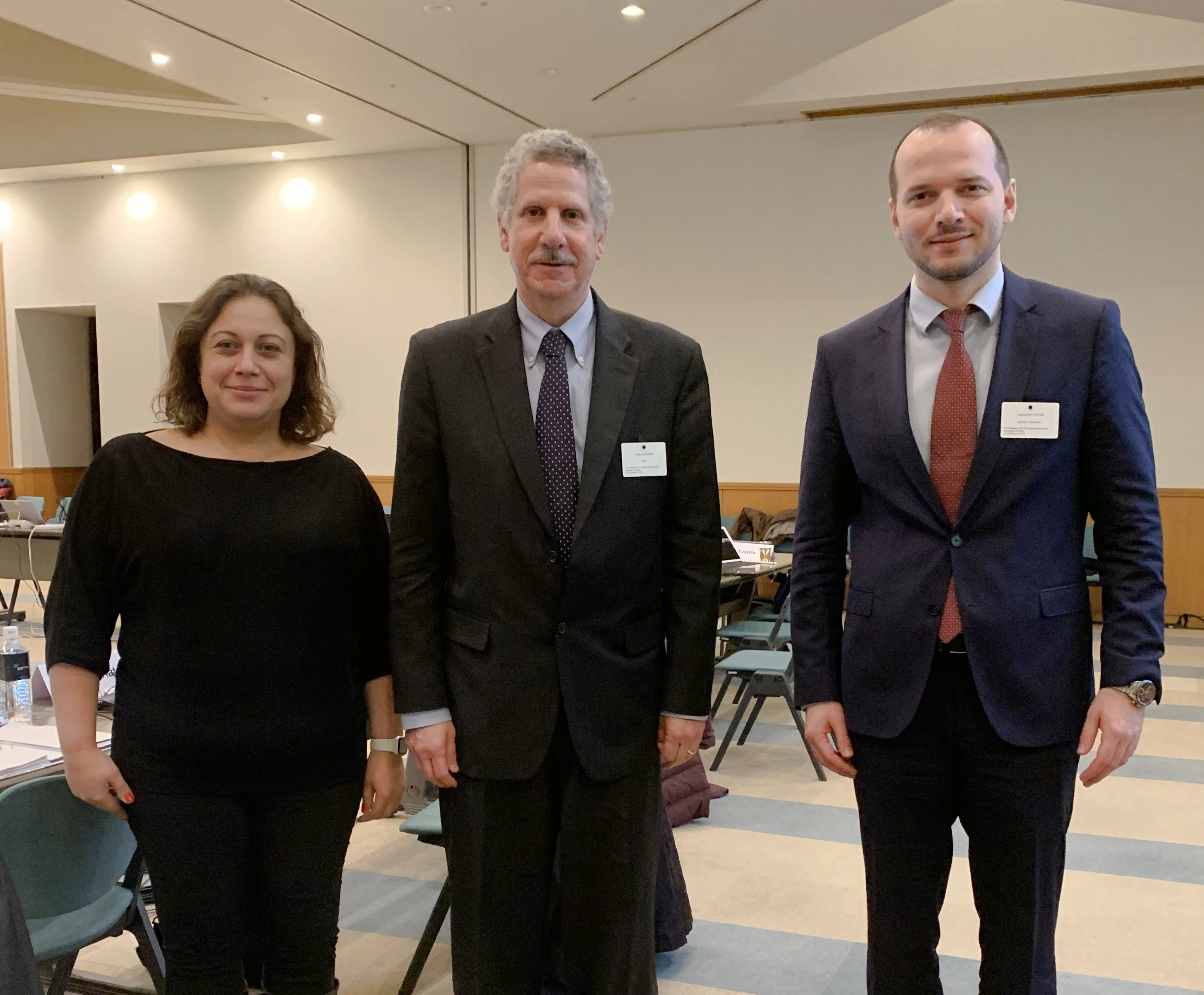 Российская делегация приняла участие в работе 34-го заседания Рабочей группы ОЭСР по GLP