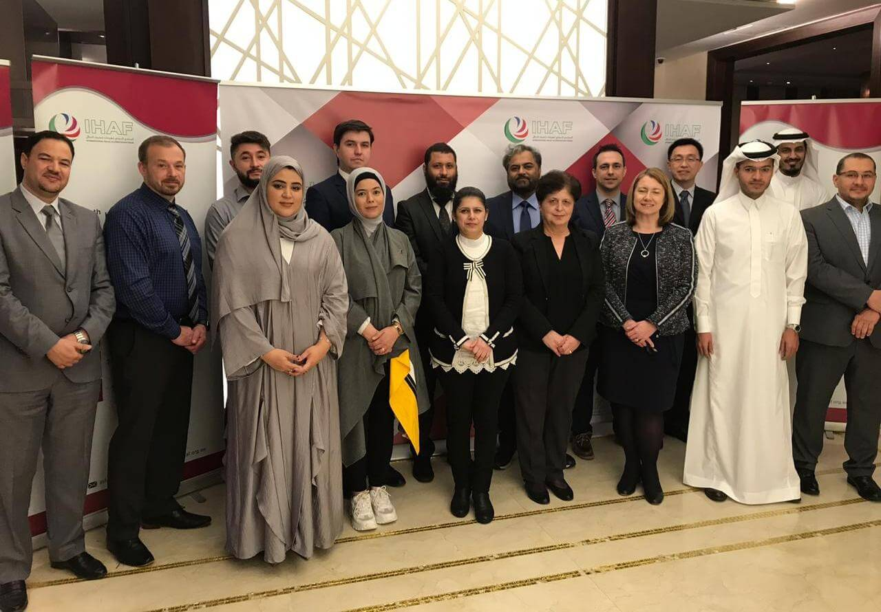 Об участии делегации Росаккредитации в ежегодных мероприятиях IHAF