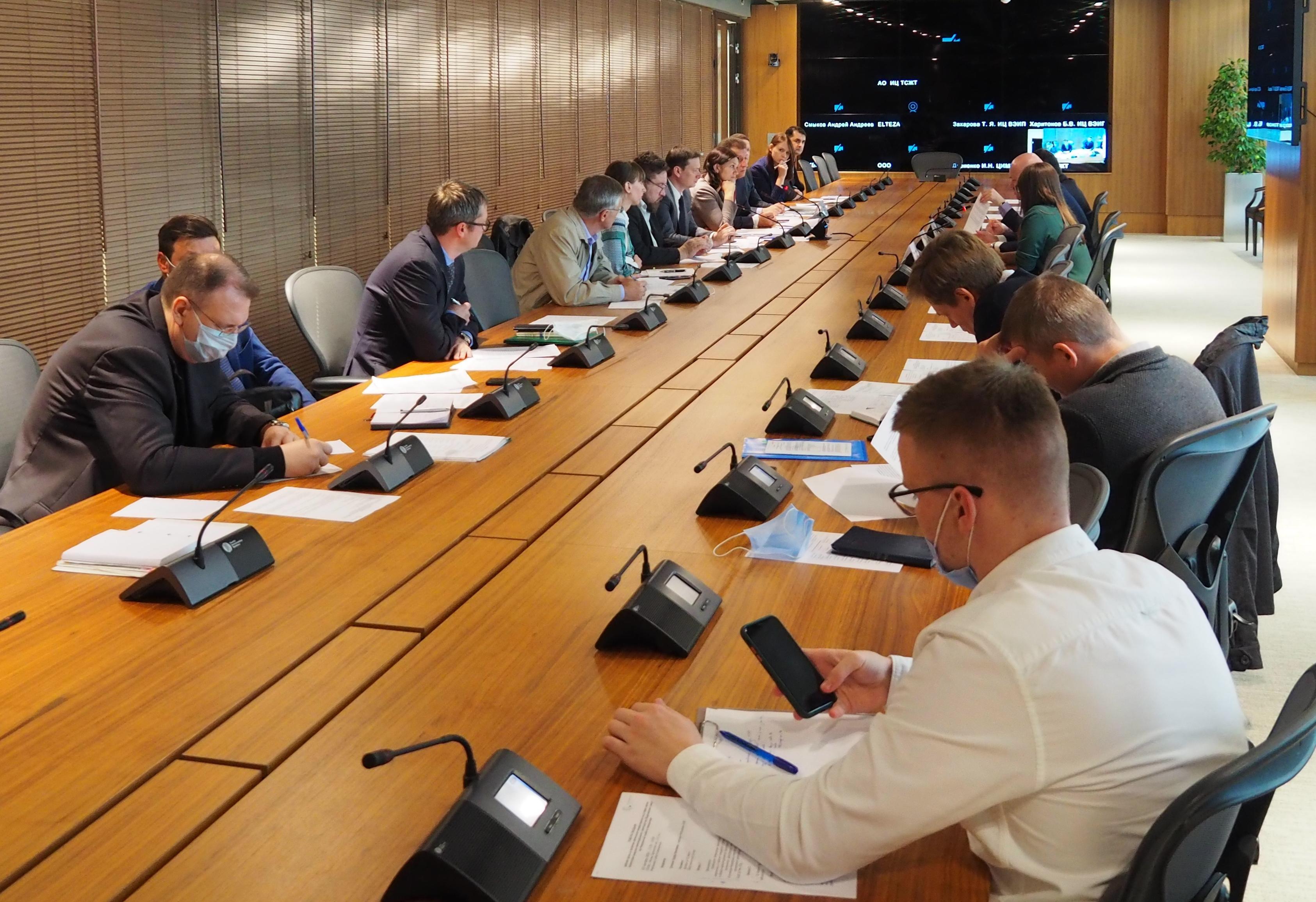 Итоги заседания рабочей группы по вопросам деятельности аккредитованных лиц, выполняющих работы по оценке соответствия продукции железнодорожного транспорта